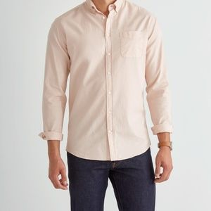 Frank & Oak Paolo soft oxford Dress Shirt in  NWT